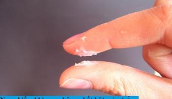 Nguy hiểm khi quan hệ ra chất bột màu trắng